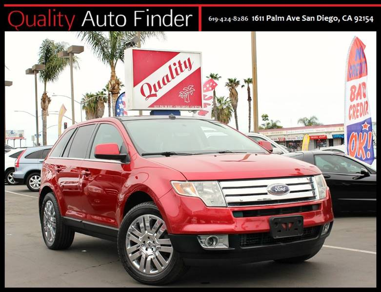 Ford Edge For Sale At Quality Auto Finder In Sango Ca