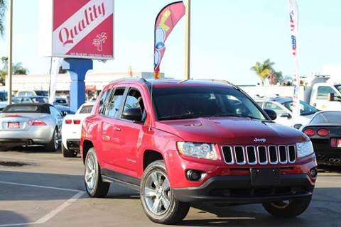 Used Jeep Compass For Sale In San Diego Ca Carsforsale Com