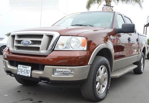 2005 Ford F-150 for sale in San Diego, CA