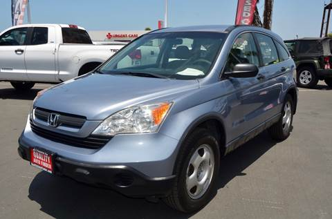 2007 Honda CR-V for sale at QUALITY AUTO FINDER in San Diego CA