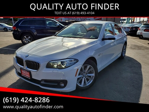 Cars For Sale in San Diego, CA - QUALITY AUTO FINDER