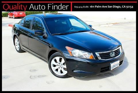 2008 Honda Accord for sale in San Diego, CA