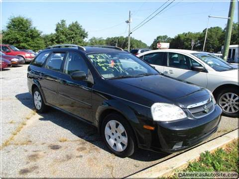 2007 Suzuki Forenza for sale in Commerce, GA