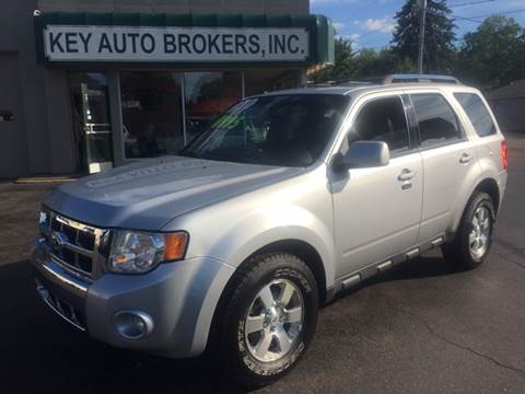 2010 Ford Escape for sale in Austintown, OH