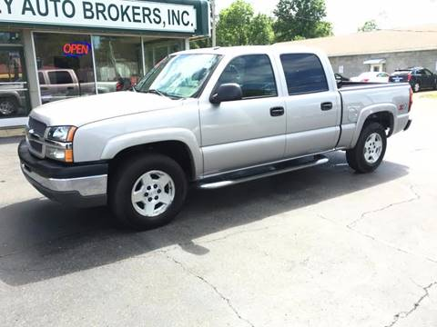 2004 Chevrolet Silverado 1500 for sale in Austintown, OH