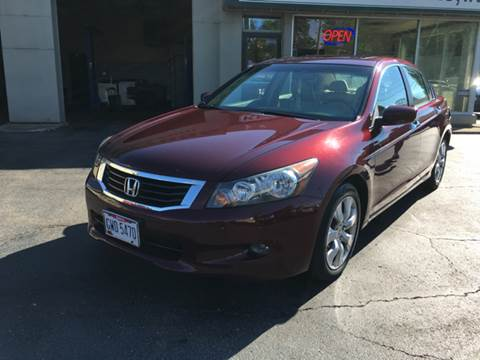 2008 Honda Accord for sale in Austintown, OH