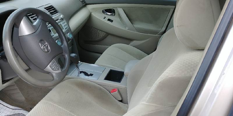 2007 Toyota Camry for sale at Deanas Auto Biz in Pendleton OR