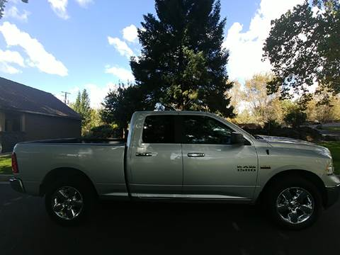 2016 RAM Ram Pickup 1500 for sale at Deanas Auto Biz in Pendleton OR