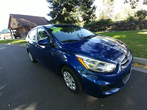 2015 Hyundai Accent for sale in Pendleton, OR