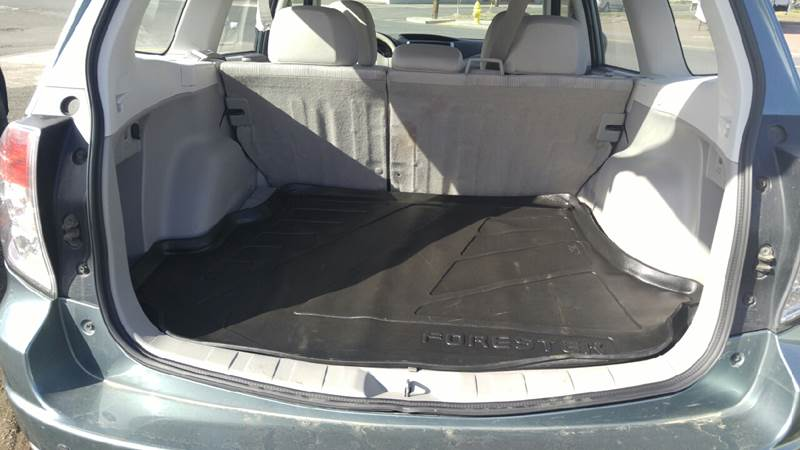 2010 Subaru Forester for sale at Deanas Auto Biz in Pendleton OR