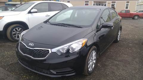 2016 Kia Forte for sale at Deanas Auto Biz in Pendleton OR