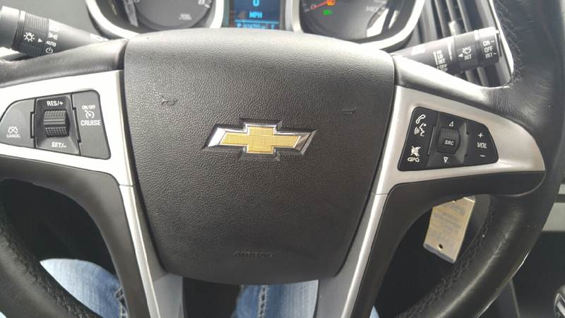 2012 Chevrolet Equinox for sale at Deanas Auto Biz in Pendleton OR