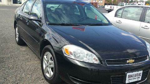 2006 Chevrolet Impala for sale at Deanas Auto Biz in Pendleton OR