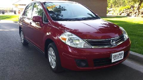 2011 Nissan Versa for sale at Deanas Auto Biz in Pendleton OR