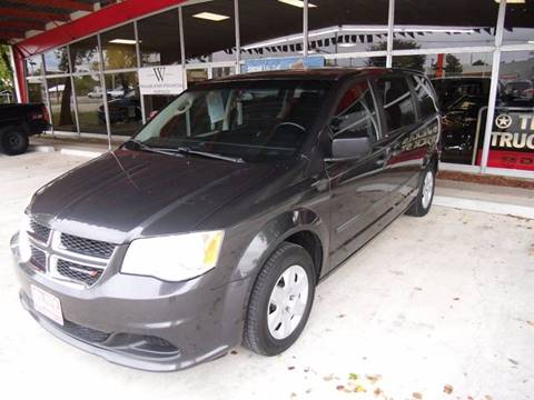 2012 Dodge Grand Caravan for sale at 183 Auto Sales in Lockhart TX