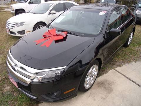 2010 Ford Fusion for sale at 183 Auto Sales in Lockhart TX
