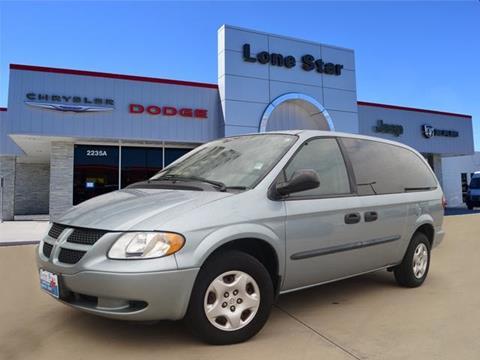 2003 Dodge Grand Caravan for sale in Cleburne TX