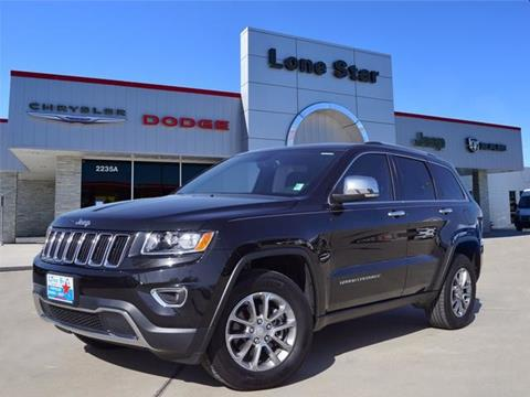 2016 Jeep Grand Cherokee for sale in Cleburne TX