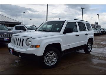 2015 Jeep Patriot for sale in Cleburne, TX
