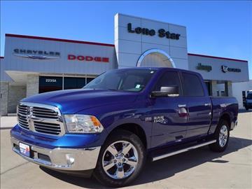 2016 RAM Ram Pickup 1500 for sale in Cleburne, TX