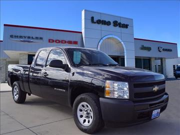 2012 Chevrolet Silverado 1500 for sale in Cleburne, TX