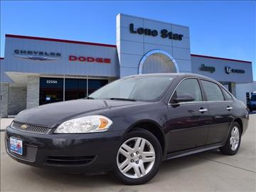 2013 Chevrolet Impala for sale in Cleburne, TX