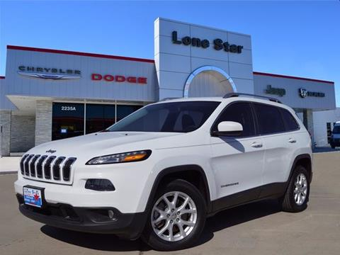 2014 Jeep Cherokee for sale in Cleburne TX