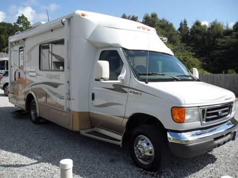 2007 Winnebago ASPECT for sale at Bay RV Sales - Drivables in Lillian AL
