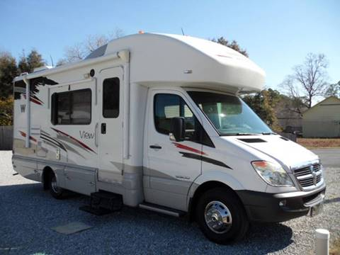 2010 Winnebago VIEW for sale at Bay RV Sales - Drivables in Lillian AL