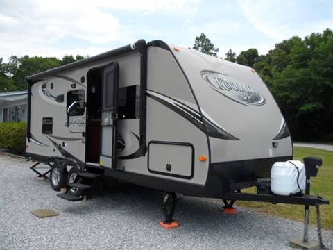 2013 Kodiak 221RB for sale at Bay RV Sales - Towable RV`s in Lillian AL