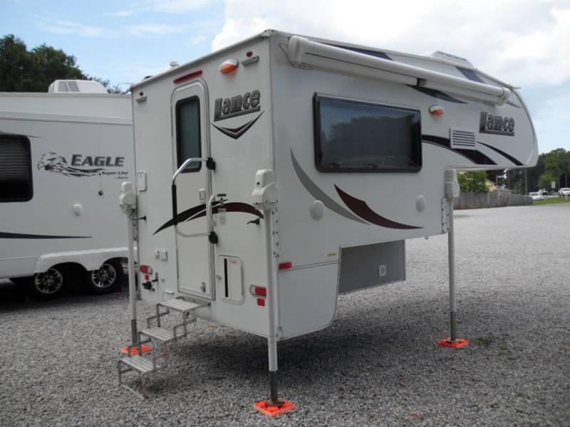 2016 Lance 650 Truck Camper In Lillian AL - Bay RV Sales