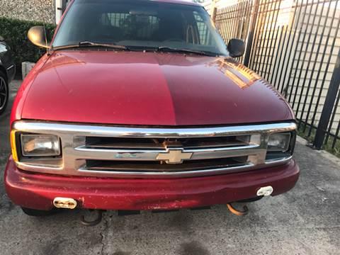 1997 Chevrolet Blazer for sale in Houston, TX