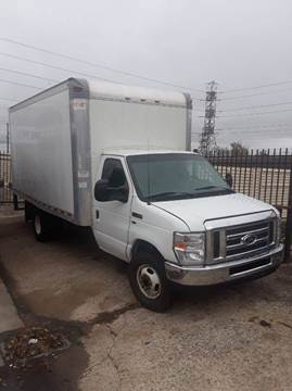 2016 Ford E-Series Chassis for sale in Houston, TX