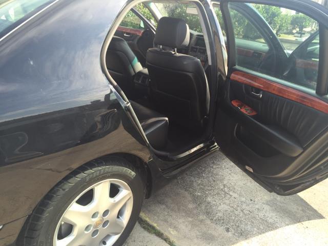 2005 Lexus LS 430 4dr Sedan - Houston TX