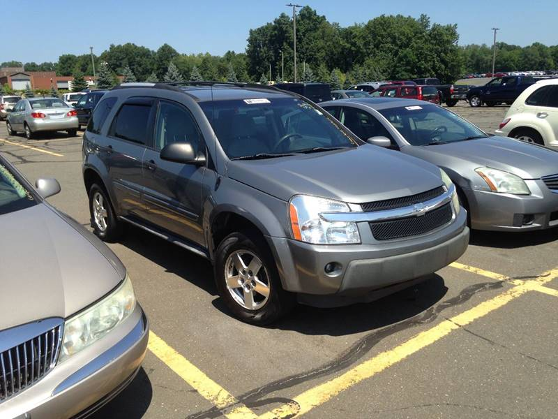 2005 Chevrolet Equinox AWD LT 4dr SUV - Torrington CT