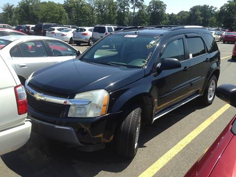 2005 Chevrolet Equinox for sale in Torrington, CT