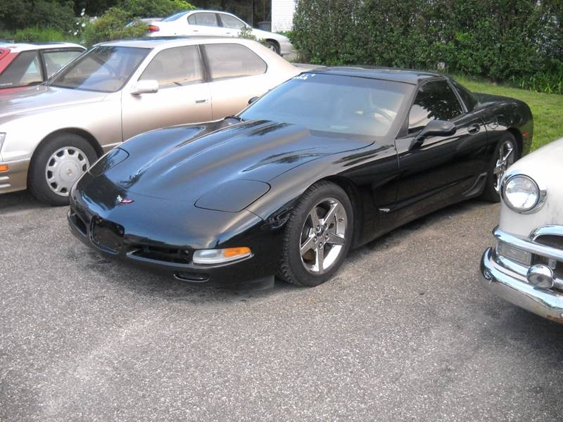 1999 Chevrolet Corvette for sale at SOUTH VALLEY AUTO in Torrington CT