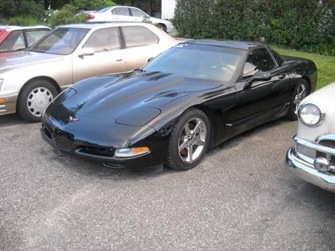 1999 Corvette For Sale >> Chevrolet Corvette For Sale In Torrington Ct South Valley Auto