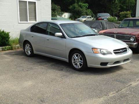 2005 Subaru Legacy for sale at SOUTH VALLEY AUTO in Torrington CT