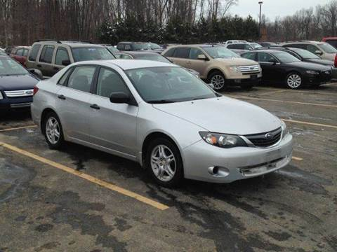 2008 Subaru Impreza for sale at SOUTH VALLEY AUTO in Torrington CT