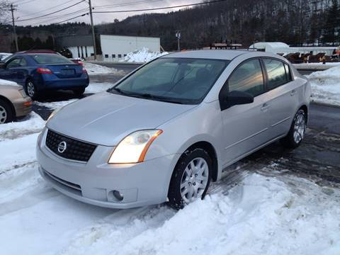 2008 Nissan Sentra for sale at SOUTH VALLEY AUTO in Torrington CT