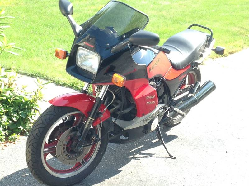 1984 Kawasaki zx750 turbo  - Torrington CT
