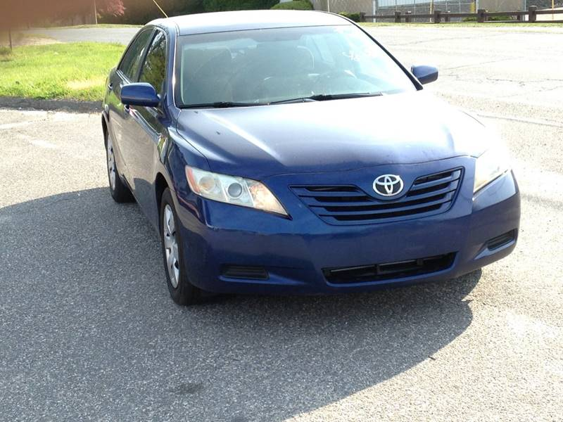 2007 Toyota Camry CE 4dr Sedan (2.4L I4 5M) - Torrington CT