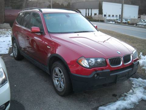 2005 BMW X3 for sale in Torrington, CT
