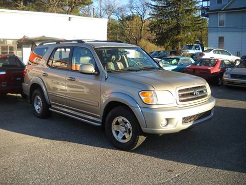 2003 Toyota Sequoia for sale in Torrington, CT