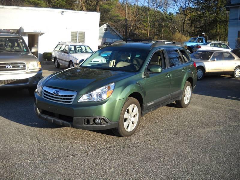 2010 Subaru Outback AWD 2.5i Premium 4dr Wagon CVT - Torrington CT