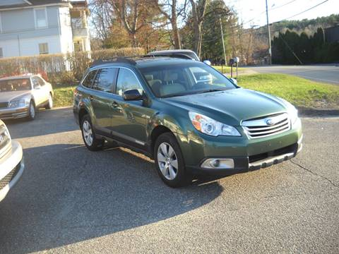 2010 Subaru Outback for sale in Torrington, CT
