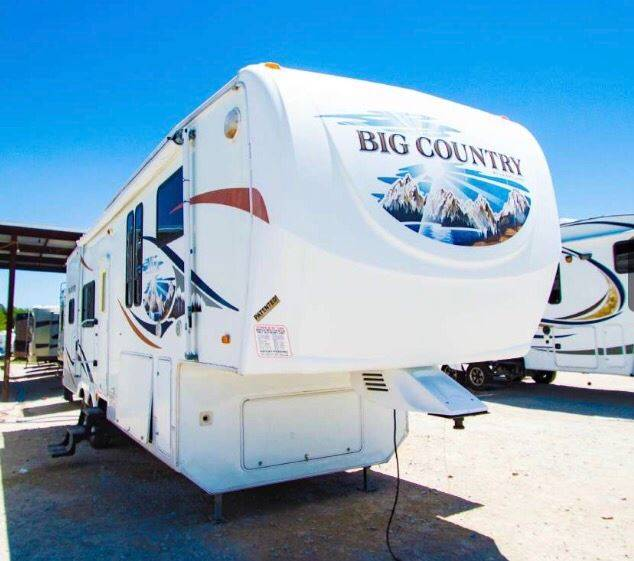 2009 Heartland Big Country 2950rk In Burleson Tx The