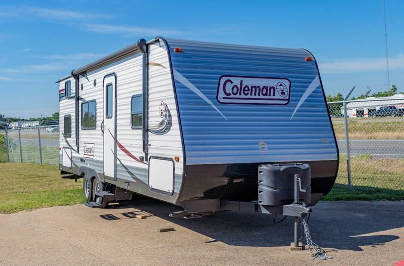 2015 dutchmen coleman 274bh in burleson tx the motor for The motor coach outlet burleson tx