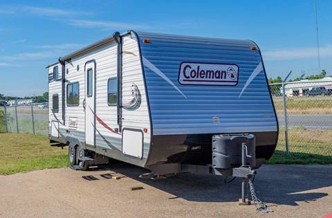 2015 Dutchmen Coleman for sale at Buy Here Pay Here RV in Burleson TX